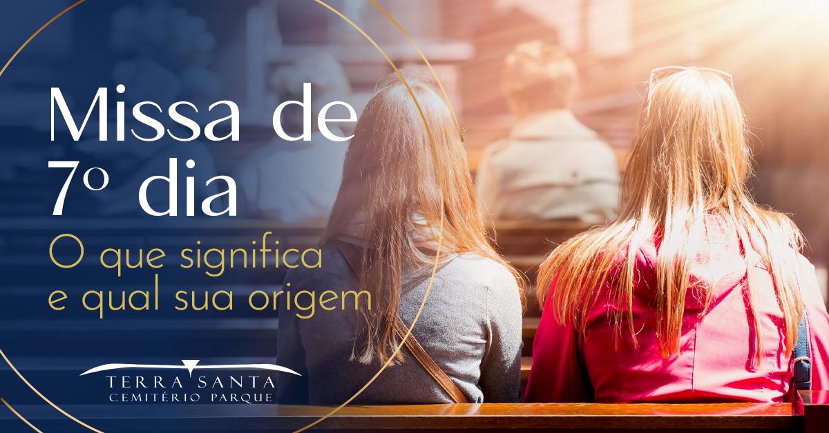 Missa de sétimo dia: Uma tradição cristã brasileira